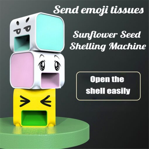 Electric melon seed technology kit household automatic melon seed shelling machine child physical toy assistance