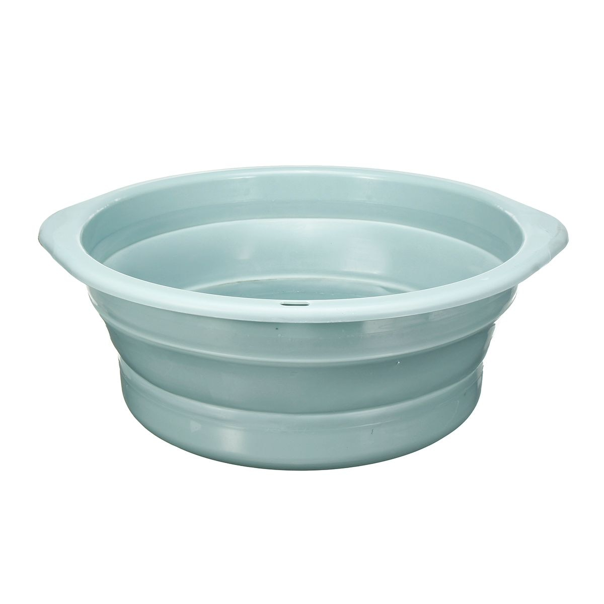 Folding Bucket Portable Collapsible Basins Car Washing Tool Vegetable Fruit Basin High Capacity Household Cleaning Supplies