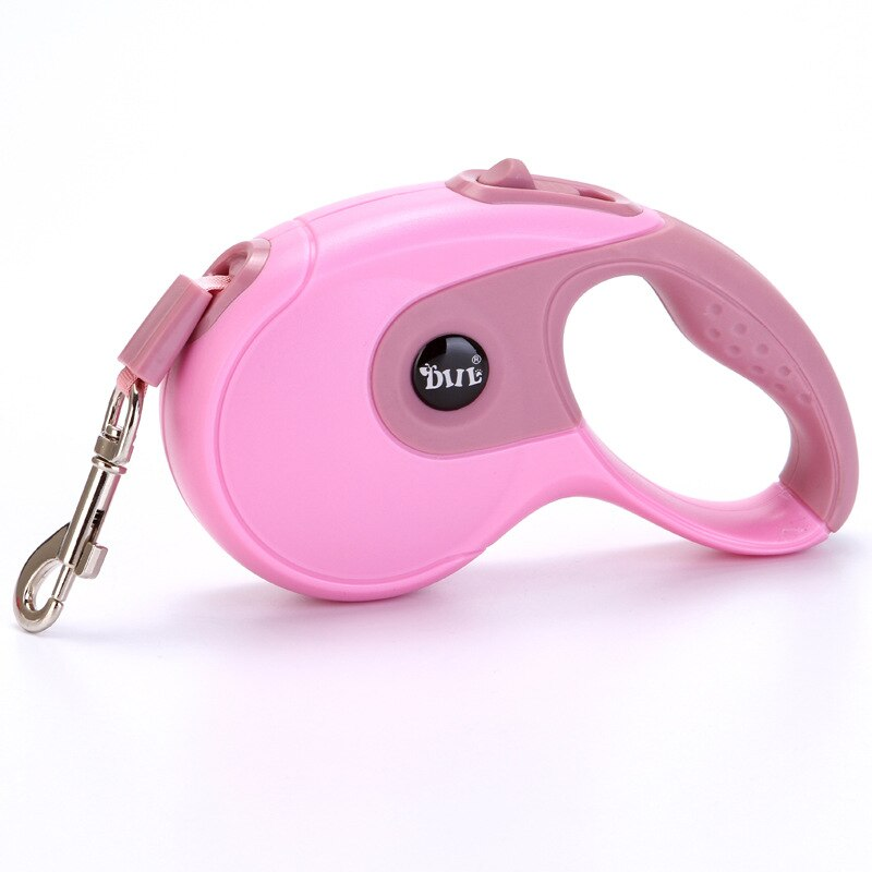Automatic Retractable Dog Leash Large Medium Small Dog Lead Extending Walking Leads High Quality Roulette For Dogs Pet Supplies