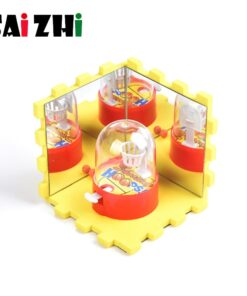 Saizhi Creative Kids Scientific Toys Creative Diy Magic Mirror Technology Science Experiment Kits Technology Inventions Toys